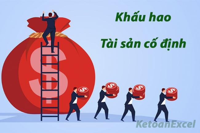 khau hao tai san co dinh