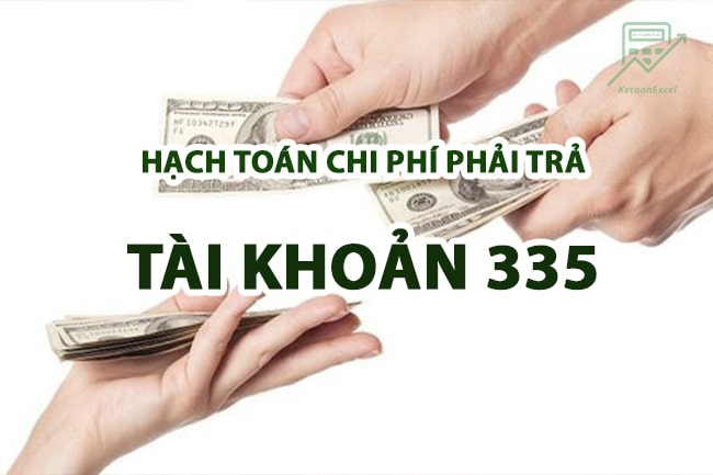 hach toan chi phi phai tra
