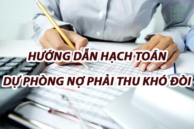 hach toan no phai thu kho doi